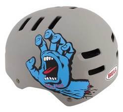 スクリーミングハンドスケボ用ヘルメット