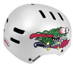 スラッシャースケボー用ヘルメット